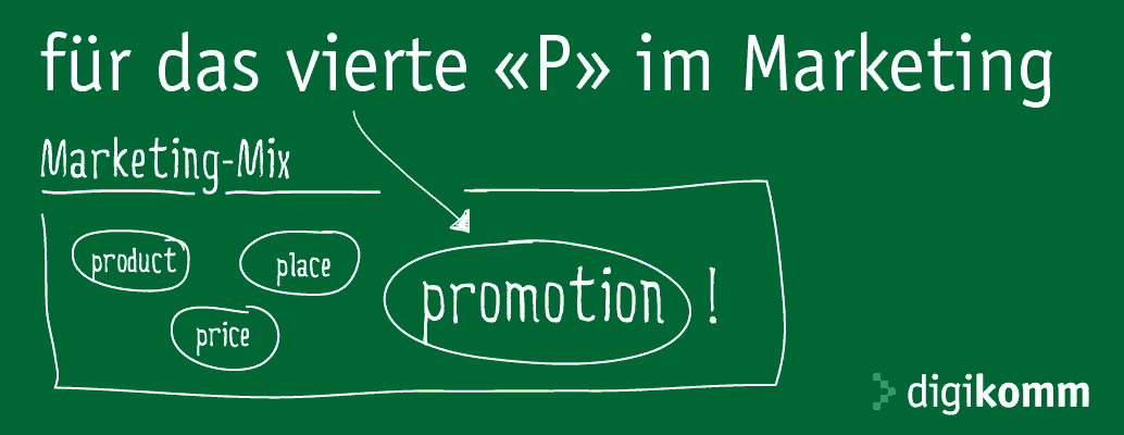 digikomm: für die Promotion in Ihrem Marketing
