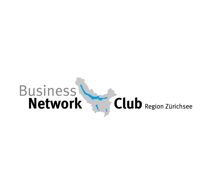 Logo Business Network Club, Region Zürichsee